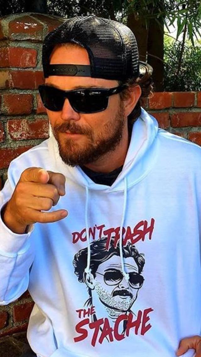 Clayne Crawford hoodie pic 1