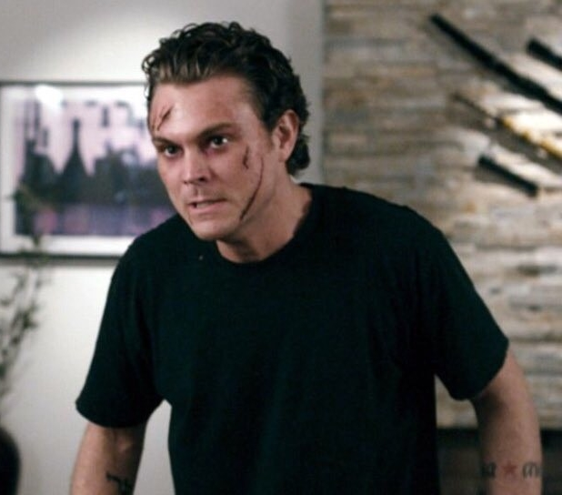 Clayne Crawford in The Perfect Host